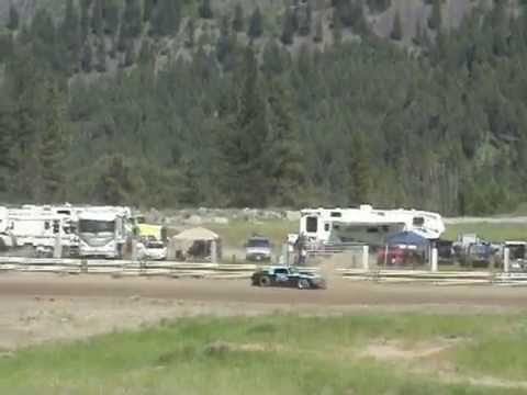 Eagle Track Raceway Dennis Corfe Time In Crash (Lap 1) May 31st 2014
