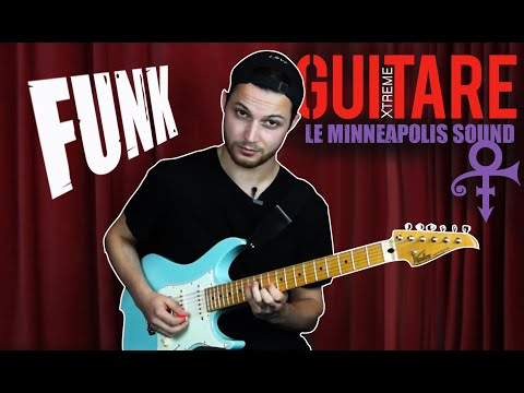 Guitare Xtreme Magazine # 97 - Kaspar Jalily - Le funk des 80's (le Minneapolis Sound)