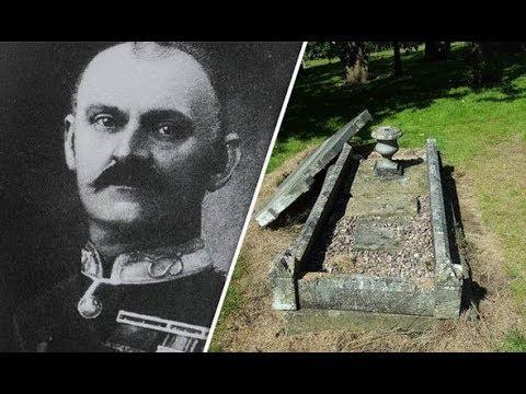 Victoria Cross Trust raises money to restore grave of hero soldier killed in the Zulu Wars