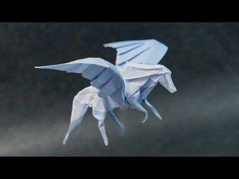 Origami Pegasus 2.0 Tutorial (Henry Phạm)