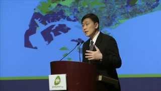 "Stproperty Forum 2014 - Nicholas Mak On ""the New Master Plan..."""