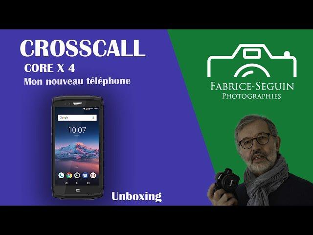 Crosscall  Core -X-4