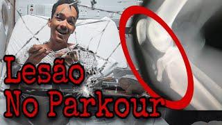 LESÃO NO PARKOUR - BATE PAPO COM ATLETAS