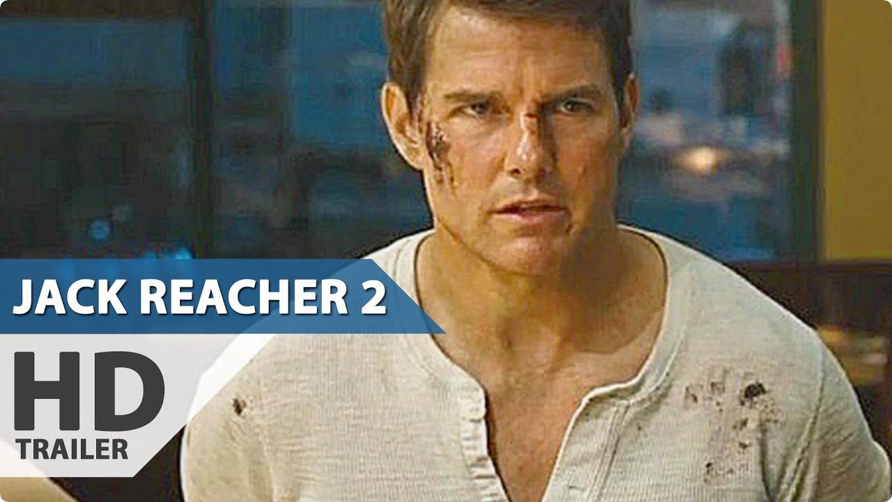 Jack Reacher 2 Trailer German