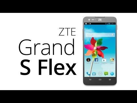 ZTE Grand S Flex (recenze)