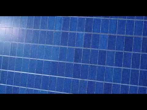 Solar Installation via Drone - RBI Solar - DroneBoston LLC