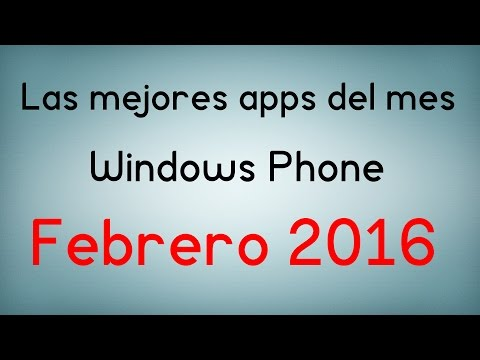 Top 10 Apps Imprescindibles Para Windows Phone 2016 Doovi