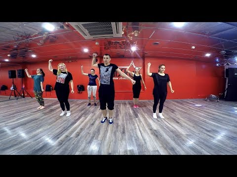 """""""DJ Katch feat. Hayley - Lights Out (Too Drunk)"""" Dancehall Choreography by Alexander Nikiforov"""