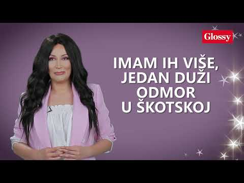 Glossy lično - Andreana Čekić: Često plačem