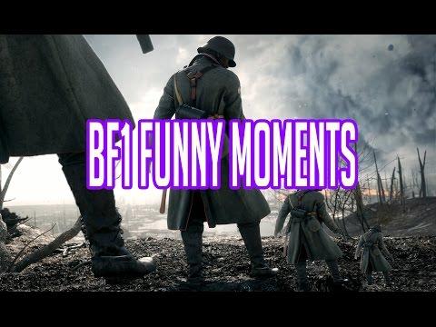 Battlefield 1 Funny Moments