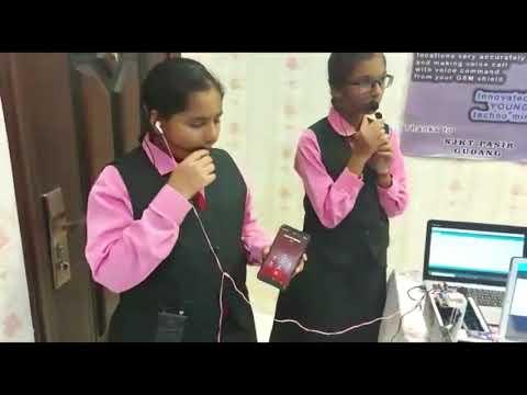 YI003 - Child Tracking System