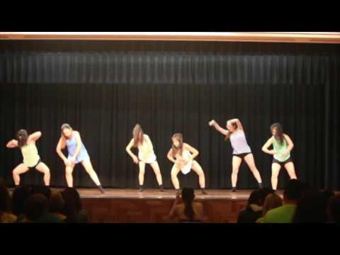 2016 Intermediate Lyrical Class Performance@ Monash DanceSport