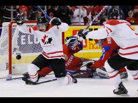 TSN Top 10 Canada/Russia Hockey Moments