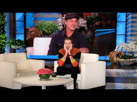 Ellen's Brad Pitt Surprise for Dax Shepard
