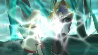 Tales of Symphonia: Dawn of the New World Walkthrough Part 32: Ginnungagap, Boss: Alice & Decus