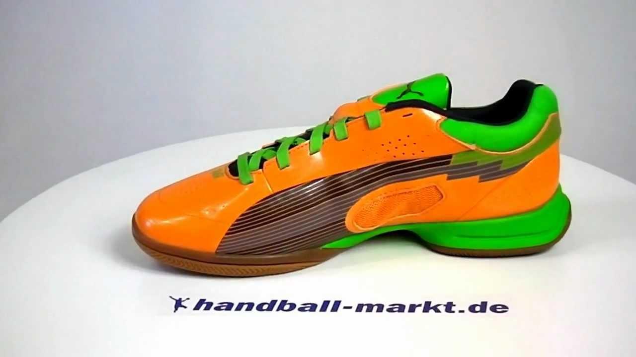 puma handballschuhe evospeed indoor 1.2