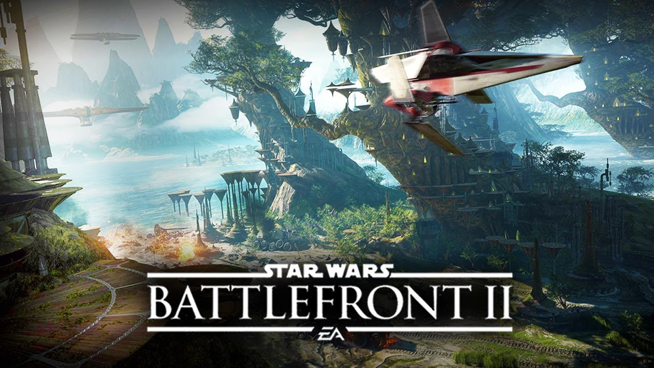 star wars battlefront ps4 gameplay single player