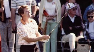 1977 Masters Tournament Final Round Broadcast