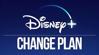 How do I change my Disney Plus Subscription in 2021? Disney +