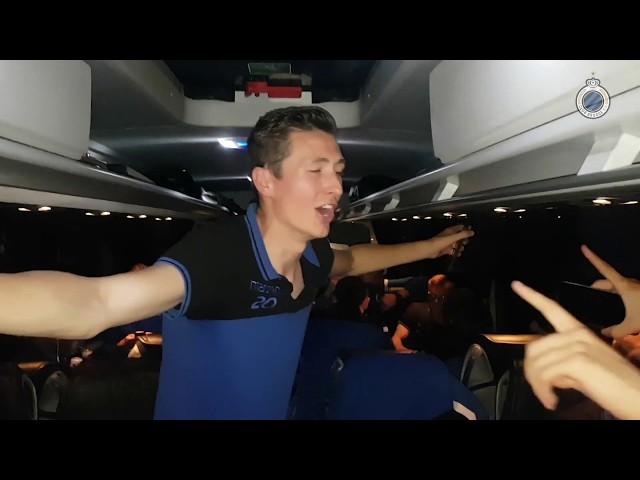 CLUB BRUGGE KAMPIOEN | Op de bus | 2017-2018