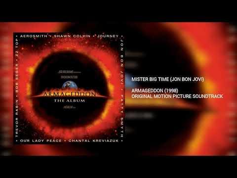 Mister Big Time: Jon Bon Jovi (Armageddon)