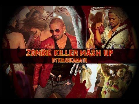 Go Goa Gone - Zombie Killer Mashup (by Kiran Kamath) New Full Video