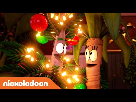 'Christmasiest Christmas' Song | Albert: The Nickelodeon Holiday Movie  | Nick