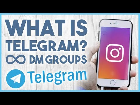 🤔 WHAT IS TELEGRAM & HOW TO USE TELEGRAM FOR INSTAGRAM 🤔