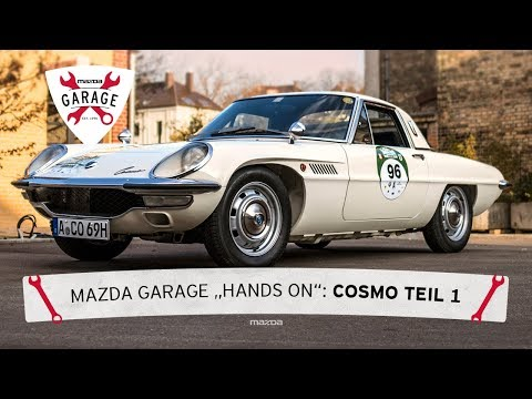 "Mazda Garage ""Hands On"": Das Cosmo Special Teil 1 mit 83metoo"