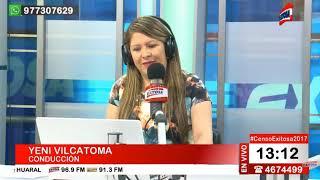 NARCOTRAFICO EN EL VRAEM -TV EXITOSA - 22 OCT 17