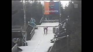 Lepää rauhassa Matti Nykänen!