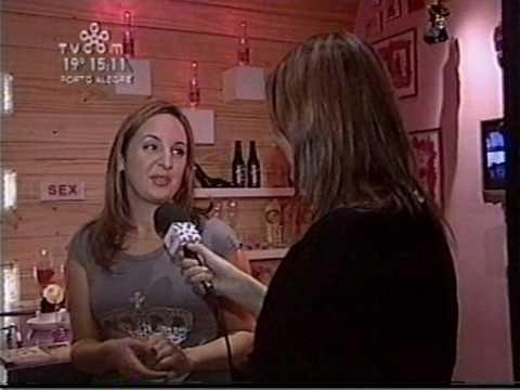 Entrevista Paula Posser - Estilo Casa&Cia TVCOM