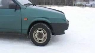 Приемы вождения автомобиля 06 Sкype va8810