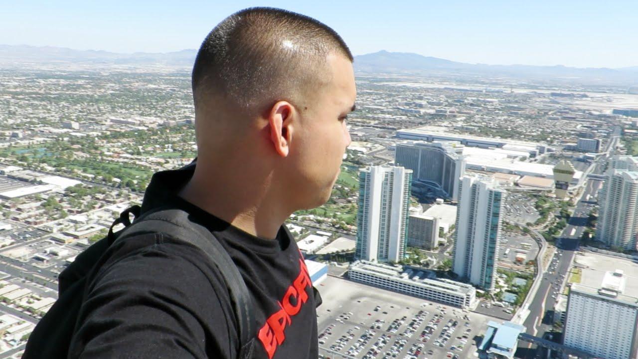 Vegas Jump Off Building