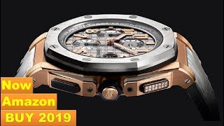 Top 5 Best Audemars Piguet Watches Commercial Ads 2019