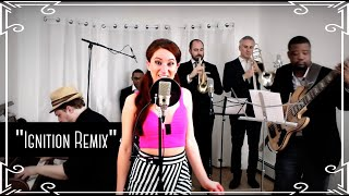 """Ignition Remix"" (R. Kelly) - Motown Cover by Robyn Adele Anderson"
