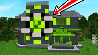 A CASA DO JP VIROU O OMNITRIX DO BEN 10 NO MINECRAFT !