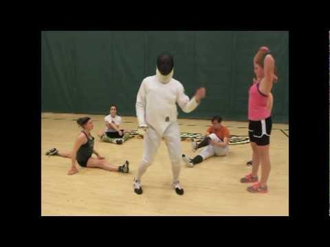 Harlem Shake- University of Vermont Fencing Club