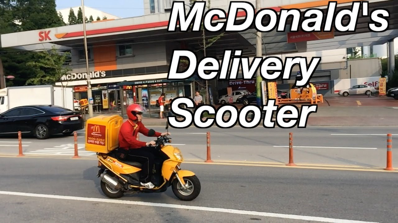 McDonald's: Creating the experience of the future