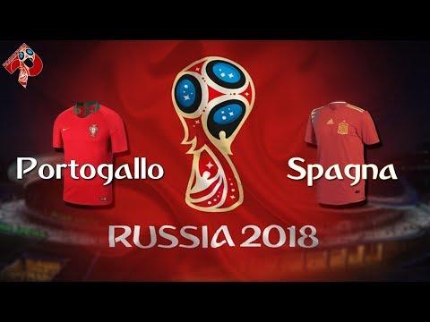 Portogallo - Spagna | Diretta LIVE (Russia 2018)