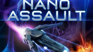 CGRundertow NANO ASSAULT for Nintendo 3DS Video Game Review