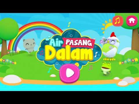 Didi & Friends Playtown: Air Pasang Dalam - Game Review (Uji Memori)