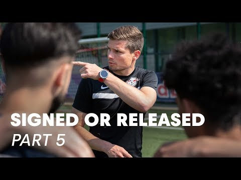 Who Gets Signed On The 1st Team? | Signed or Released Part 5