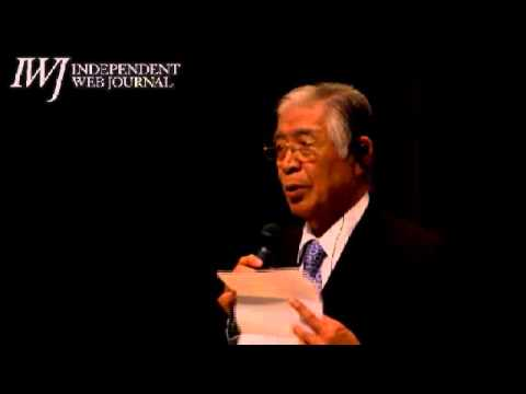Eisaku Sato (Former Governor of Fukushima Prefecture): Nuclear Free Now