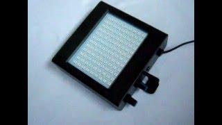 LED room strobe 108 LED