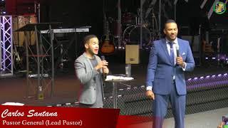 Abridores Del Camino - Dios Tiene el Mapa de Tu Vida (Pastor Carlos Santana)
