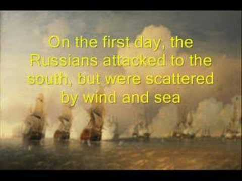 The Second Battle of Svensksund(Sea Battle)
