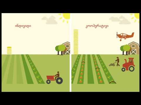 Agricultural Cooperatives ENPARD, OXFAM 2014