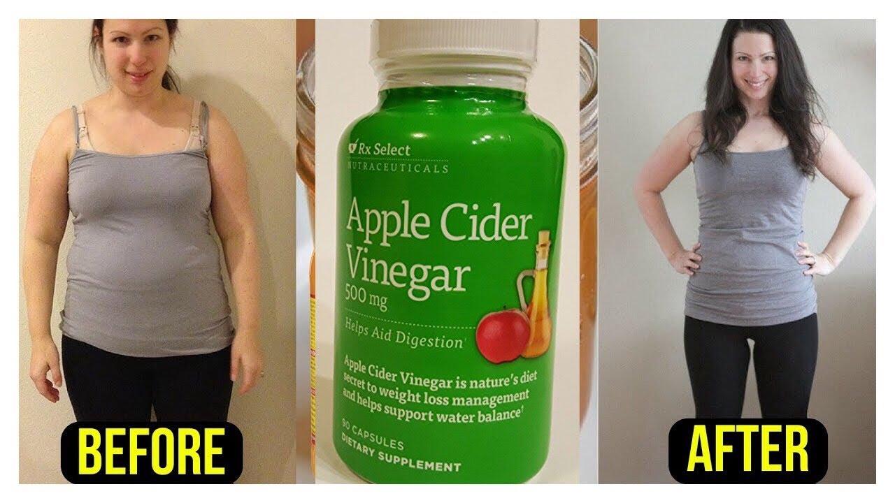 Vinagre de sidra para bajar de peso