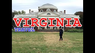 Travel 50 States: The Old Dominion State (Virginia)
